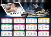 Calendário DJ 2021