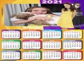 Calendário Cúmplices de um Resgate 2021