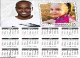 Calendário Thiaguinho 2020