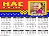 Calendário Mãe Maravilha 2020