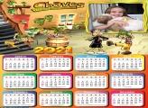 Calendário Chaves 2021