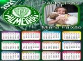 Calendário Palmeiras Minha Paixão 2021
