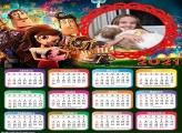 Calendário Festa No Céu 2021