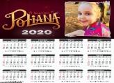Calendário As Aventuras de Poliana 2020