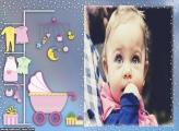 Coisas de Bebês Moldura