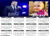 Calendário Amado Batista 2020