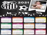 Calendário Santista 2021