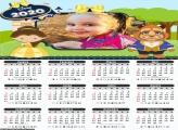 Calendário Bela e a Fera 2020 Cute