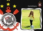 Corinthians Foto Moldura