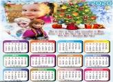 Calendário Natal Frozen 2020