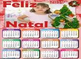 Calendário de Feliz Natal 2019