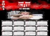 Calendário CBR 2021 Time de Futebol