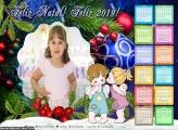 Calendário Anjinhos Baby de Natal 2019