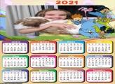 Calendário Meu Amigozão 2021