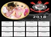 Calendário Corinthians 2018