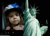 Moldura Estátua da Liberdade