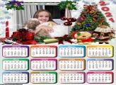 Calendário Canção de Natal 2021
