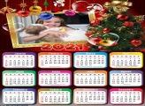 Calendário Árvore de Natal 2021