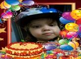 FotoMoldura de Aniversário