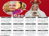 Calendário Maria Mãe de Jesus 2020