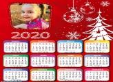 Calendário Natal Desenho 2020