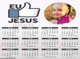 Calendário Eu Curto Jesus 2020
