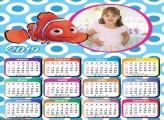 Calendário Nemo 2019