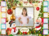 Calendário Nariz Papai Noel 2019
