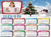 Calendário Dia de Natal 2019