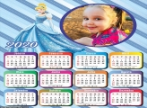 Calendário Cinderela 2020