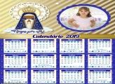 Calendário Mãe Aparecida 2019