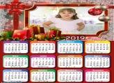 Calendário Melhor Presente de Natal 2019