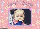 Sweet Baby Moldura