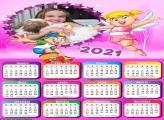 Calendário Xuxinha 2021