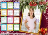 Calendário Carta de Papai Noel 2019