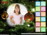 Calendário Luzinhas de Natal 2019