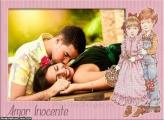 Amor Inocente Moldura
