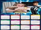 Calendário Max Steel 2021