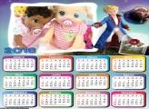 Calendário do Pequeno Príncipe 2018