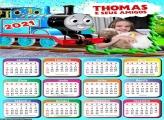 Calendário Thomas e Seus Amigos 2021
