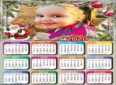 Calendário Papai Noel Saco de Brinquedos 2020