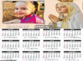 Calendário Maria Abençoai o Mundo 2020