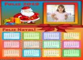 Calendário Descanso Papai Noel 2019