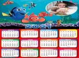 Calendário Procurando Nemo 2021