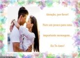 Mensagem Importante Dia dos Namorados