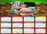 Calendário Minecraft Pocket Edition 2021