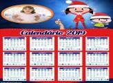 Calendário de Natal Show da Luna 2019