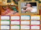 Calendário Que a luz do Natal Brilhe em seu Coração 2021