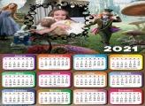 Calendário Alice 2021