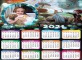 Calendário Alice no Pais das Maravilhas 2021
